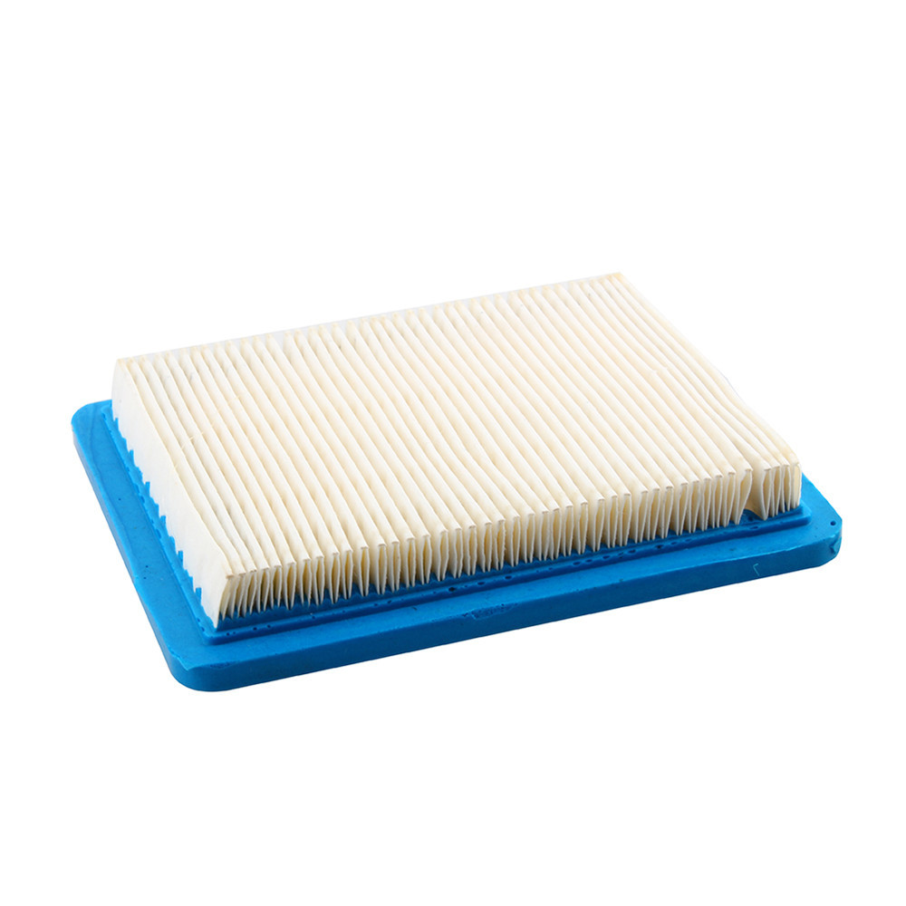 Lawn Mower Air Filter : Pcs square lawn mower air filters accessories filter