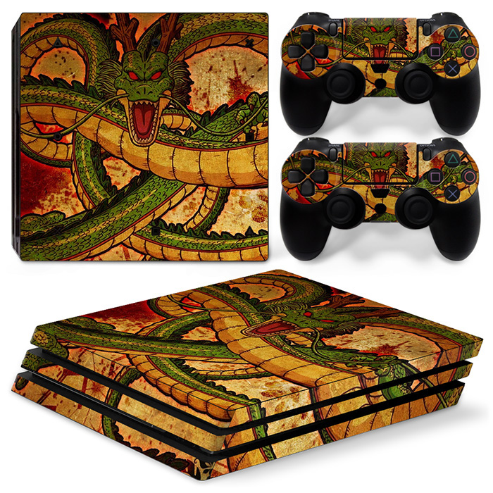 Easily Paste Vinyl Protective Skin Sticker for PS4 PRO wrap