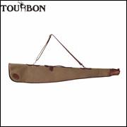 Tourbon-Hunting-Gun-Accessories-Brown-Vintage-Canvas-Shotgun-Bags-for-Hunting-Shooting-Wholesale-HS204CASL