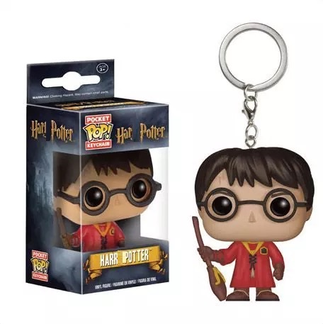pop Harri Potter WITH Broom Stitch Red Action Toy Figures Doll With Retail Box PVC Pocket Keychain Toy Car Bag Key Ring Chainpop Harri Potter WITH Broom Stitch Red Action Toy Figures Doll With Retail Box PVC Pocket Keychain Toy Car Bag Key Ring Chain