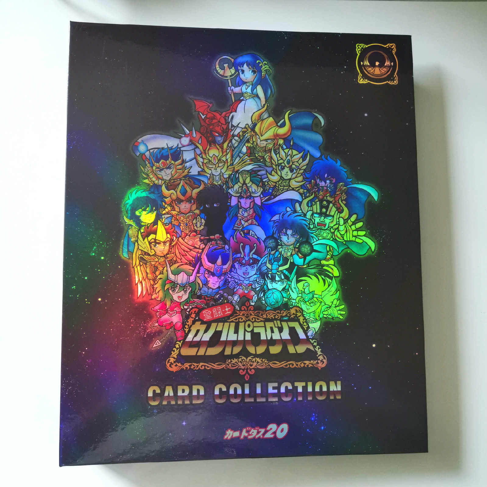 Saint Seiya Can Hold 900 Cards Toys Hobbies Hobby Collectibles Game Collection Anime Card