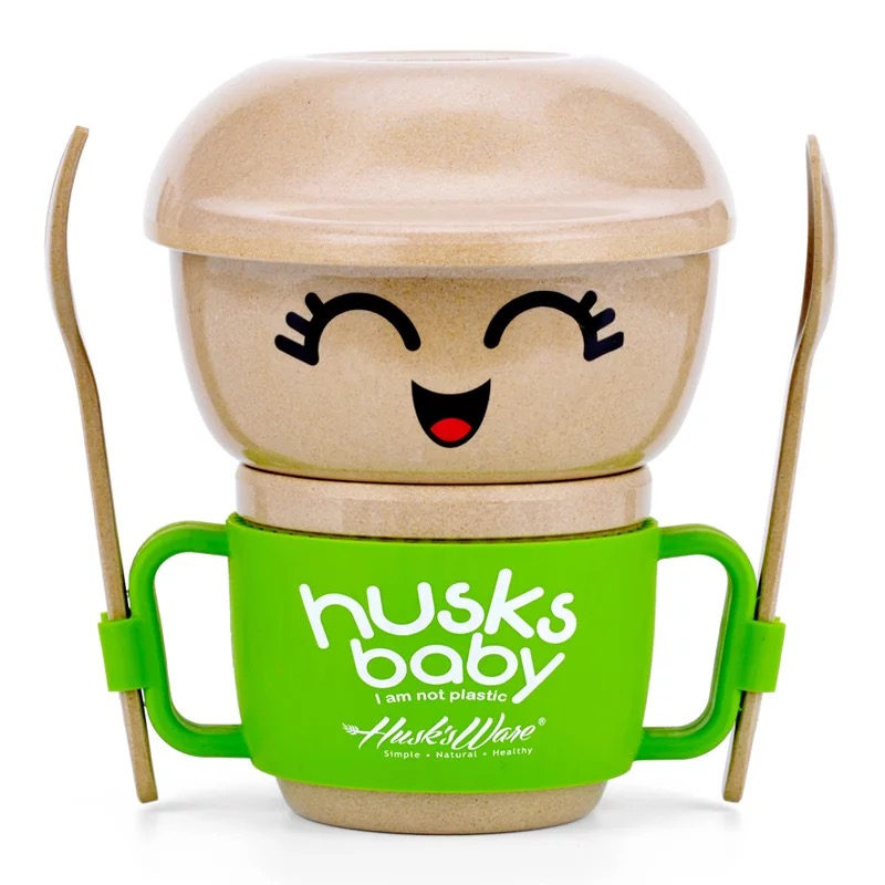 5 pièces mignon enfant apprentissage plats bébé alimentation dîner écologique sécurité vaisselle aider nourriture bol tasse fourchette vaisselle ensemble