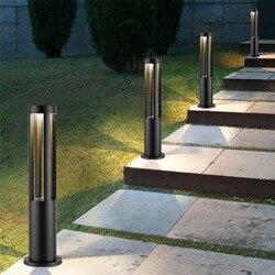 Gorący sprzedawanie wodoodporny IP65 oświetlenie ogrodowe LED COB 10W LED lampy ogrodowe na zewnątrz Yard oświetlenie willa oświetlenie lampy Bollards w Zewnętrzne oświetlenie od Lampy i oświetlenie na