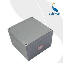 Saipwell cast aluminum electrical box waterproof junction box 100*100*60 High Quality SP-AG-FA43