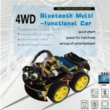 KEYESTUDIO Coche Inteligente Arduino Multi-funcional