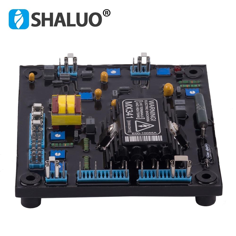 Gerador automático regulador de tensão mx341 avr