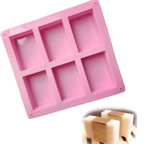 ₪ Buy silicone soap mold and get free shipping - ce66n314