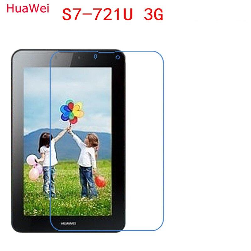 Huawei S7-721U 3G 7 inç için Yeni fonksiyonel tip Anti-düşme, darbe dayanımı, nano 9 H ekran koruma filmi