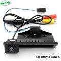 Специальный CCD Автомобиля Камера Заднего Вида Для BMW 3 Серии 5 Серии BMW X5 X1 X6 E39 E46 E53 E60 E70 E82 E88 E90 E91 E92 E93 E84 E71