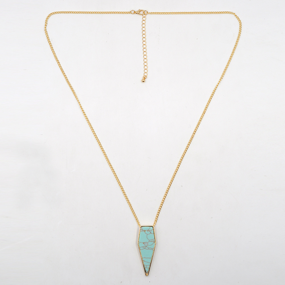Free Shipping Geometric Simple Pendant Necklace