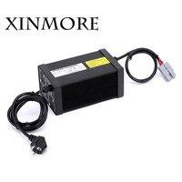 XINMORE 14,5 В 40A 39A 38A свинцово кислотная Батарея Зарядное устройство для 12 В E велосипед пакет AC DC Питание для электрический инструмент