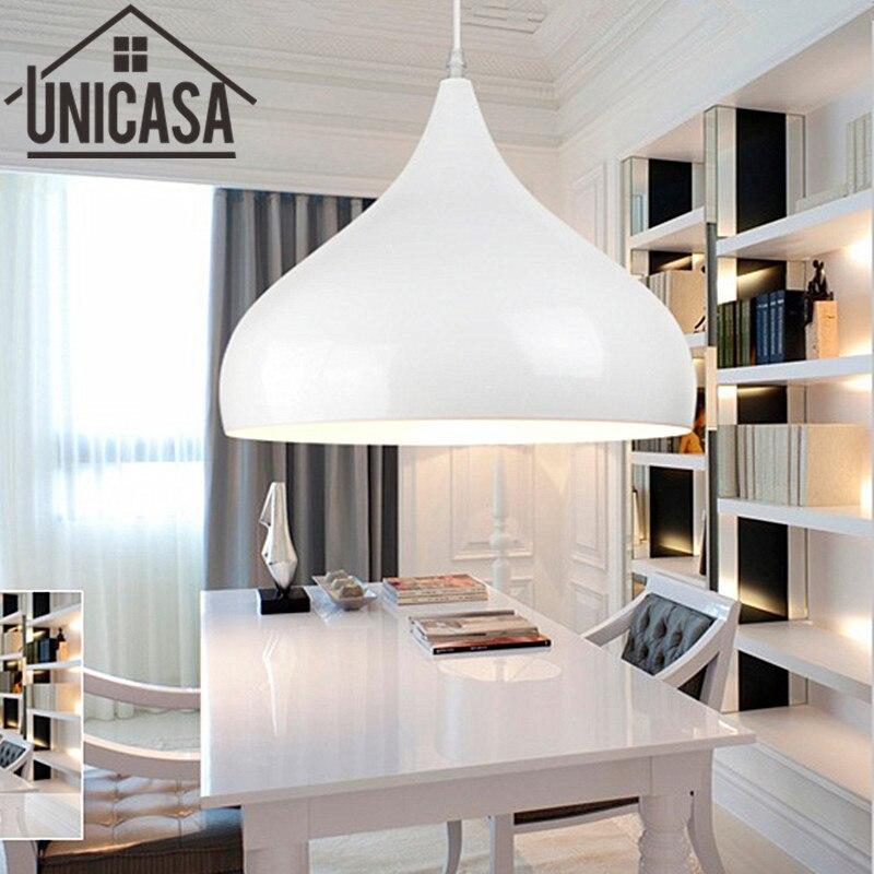 Pendant Lights Vintage Black Kitchen Ceiling Lamp Home
