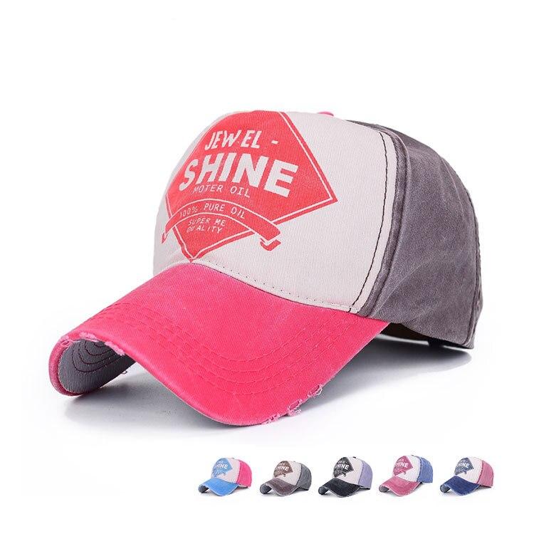 2015 Hot Shine Branded Sports Baseball Caps Unisex Bone Snapback Cap Outdoor golf prey bone gorras planas flat hats