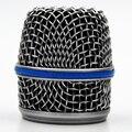 Замена Металла Решетке Микрофона Микрофон Решетка Шарового типа для пригодный для beta57a Beta 57 Beta57A Шаровой Головкой Сетки