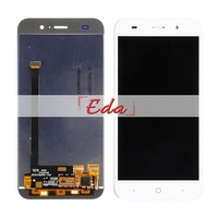 1pcs LCD+TP For ZTE Blade X7 D6 V6 Z7 T660 T663 LCD Display with Touch Screen Digitizer assembly Smartphone Replacement+tools