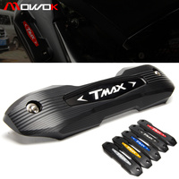 Cover Protector Motorcycle Protection Exhaust For YAMAHA TMAX 530 SX DX 2017 tmax530