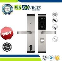 Fingerprint Lock Digital Electronic Door Lock For Home Anti theft Intelligent Lock Password & RFID Card Home Office Factory Door