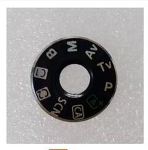 FREE SHIPPING! NEW Function Dial Model Button Label for Canon EOS 70D Top Function Digital Camera Repair Part