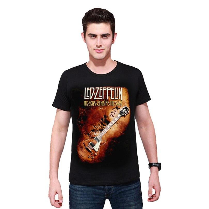 Buy Tops Tees Heavy Metal T Shirt Fashion Metallica Men T Shirt Men Brand