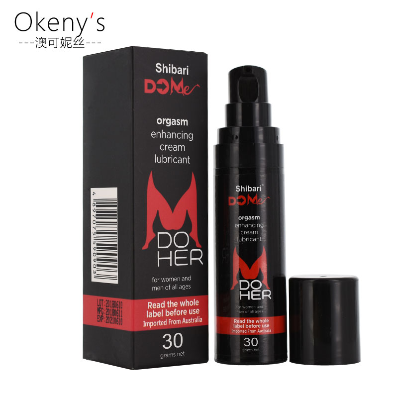 Tested Intense Orgasmic Gel 30ml Sex Drops Exciter for Women
