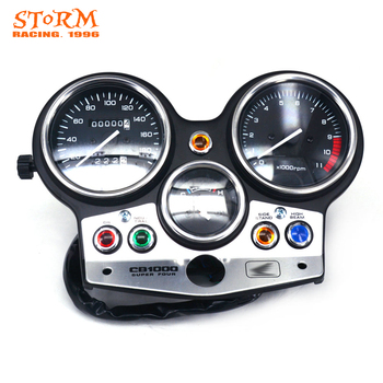 180 OEM Motorcycle Speedometer Tachometer Odometer Display Gauges For HONDA CB1000 CB 1000 1994 1995 1996 1997 1998 image