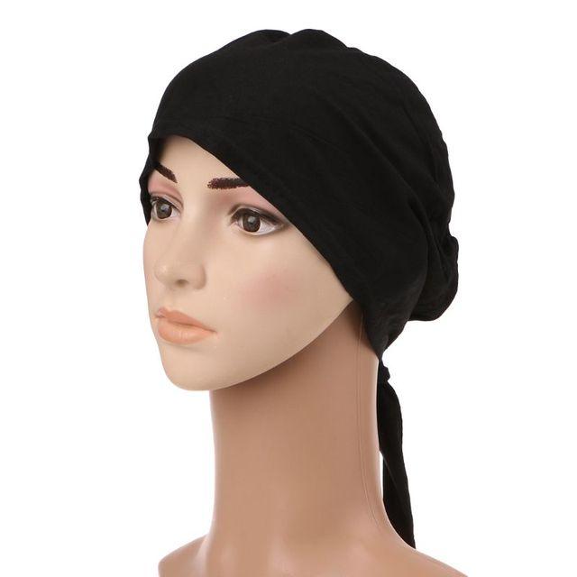 Muslim Hijab Bonnet Cap...