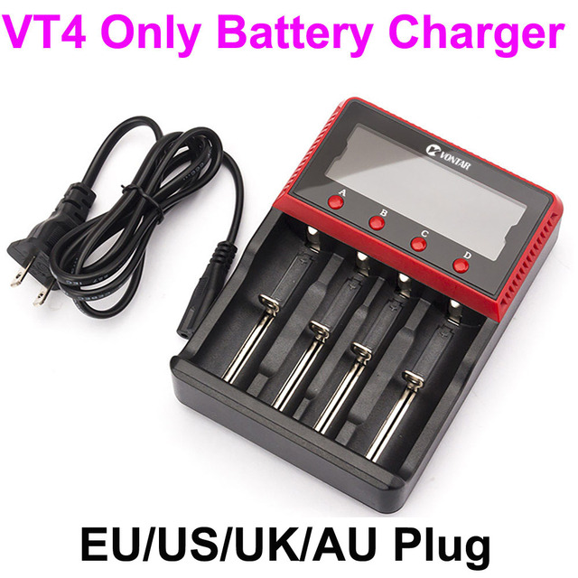 VT4 only battery cha