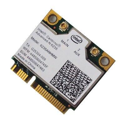 Laptop wireless lan card for Intel Centrino Advanced-N 6235 6235ANHMW WIFI card Bluetooth 4.0 Half MINI PCIe 300 Mbps(China)