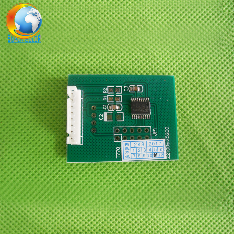 Use Permanently Free Shipping For HP T610 T770 T790 T1300 T2300 T1120 T1200 T1100 Cartridge Chip Decoder