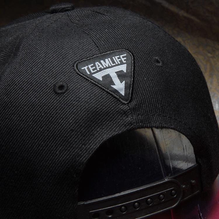 Fashion new teamlife snapback hats black white baseball cap hip hop caps  spring summer hat 3C418-in Baseball Caps from Apparel Accessories on  Aliexpress.com ... c9f3ba9846f