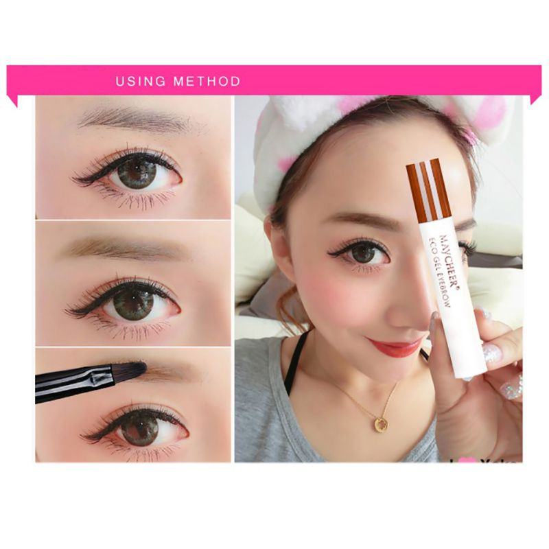 Natural Perfect Eyebrow Gel Long Lasting Sexy Girl Professional