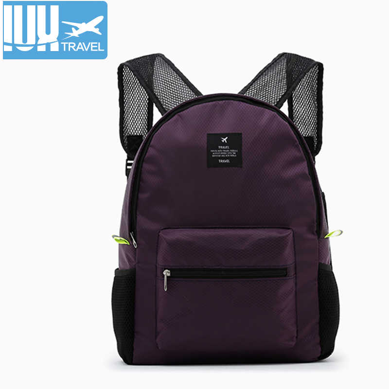 f29405b68fc0 18 Fashion Backpack Women Leisure Travel Backpacks For Teenage Girls and boy  School Bags Nylon Waterproof