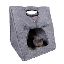 Portable Multifunctional Pet Bags Dog Carriers Cat Beds Outdoor Pet Accessories