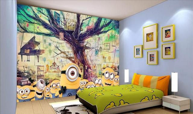 Unduh 45 Wallpaper Dinding Minion  Gratis