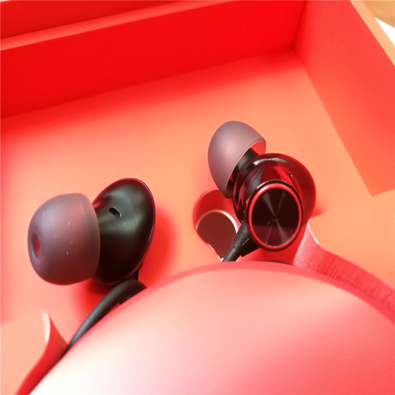 Image 3 - Official Oneplus Bullets Wireless 2 Bluetooth Earphone OnePlus  Bullets 2 For Oneplus 7 Pro Interface Warp flash Charge  functionEarphones