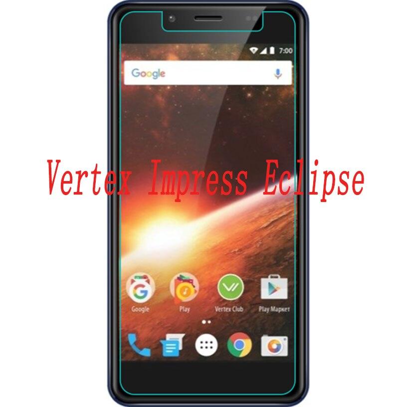 Купить Смартфон закаленное Стекло для Vertex Impress Eclipse 9 H Взрывозащищенный Защитная пленка Экран Защитная крышка телефон на Алиэкспресс