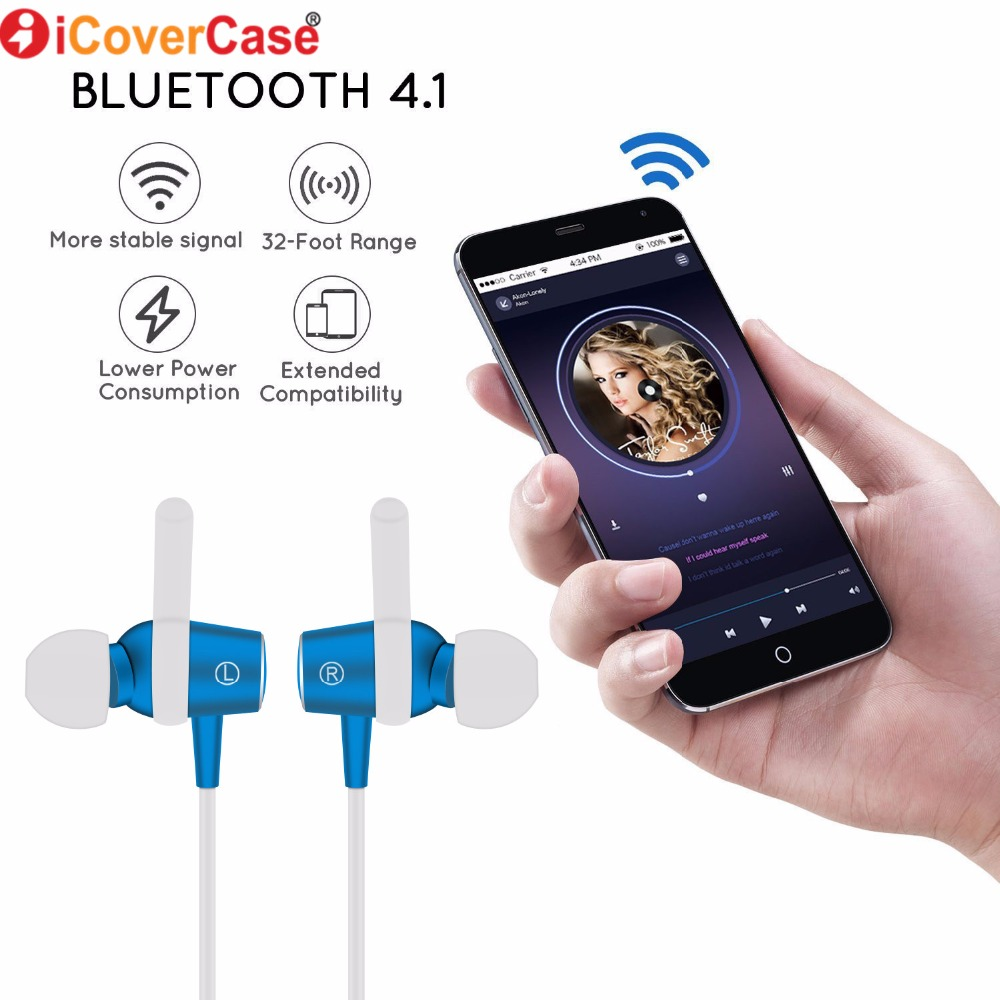 For LG Spirit Leon Magna G4c H520N H502F H340N G4 Beat Earphone Bluetooth Wireless Headphone Silicon Bud Earbud Headset Earpiece
