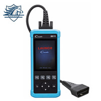 Newly Launch OBD2 AirBag Code Reader CReader 8011 With Battery Management System Reset BMS For Toyota