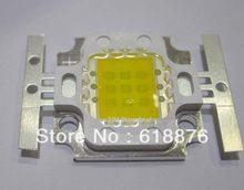 10 w Neutral White LED Lamp Chip 4000-4500 k LED de Alta potência 1000-1100Lm 9-12 v DC