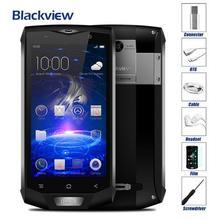 "(24 часа доставка) blackview BV8000 Pro IP68 Водонепроницаемый MT6737T 5.0 ""FHD Android 7.0 телефон 6 + 64 ГБ 16MP телефона"