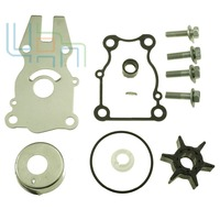 Water Pump Impeller Repair Kit for yamaha F40/F50/F60hp Outboard 63D W0078 01 00
