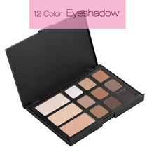 New 12 Color Eyeshadow Palette Professional Makeup Palette Eye Shadow Naked NK Make up Cosmetics Tools 2017 Pop Color Xmas Hot