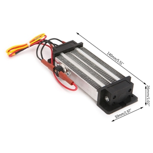 Image 5 - Incubator PTC Ceramic Air Heater Conditioning 500W 220V Insulated Electric Tools