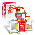 Kids Kitchen toys Plastic Pretend Play Toys Simulated Kitchen For Kids Educational Toy For Baby Birthday Gifts GW08