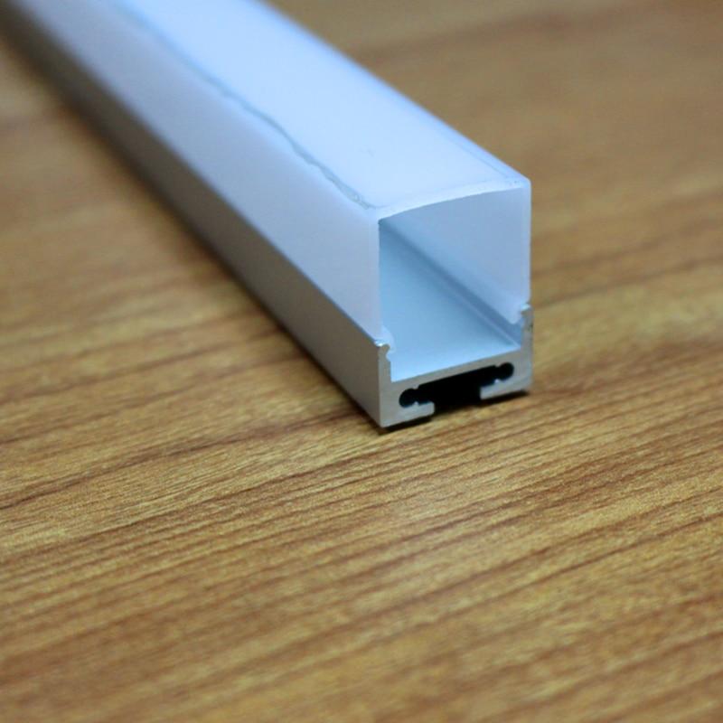 6 sztuk / paczka LED profil aluminiowy Bar Światła lampa wisząca 1 - Oświetlenie LED - Zdjęcie 4