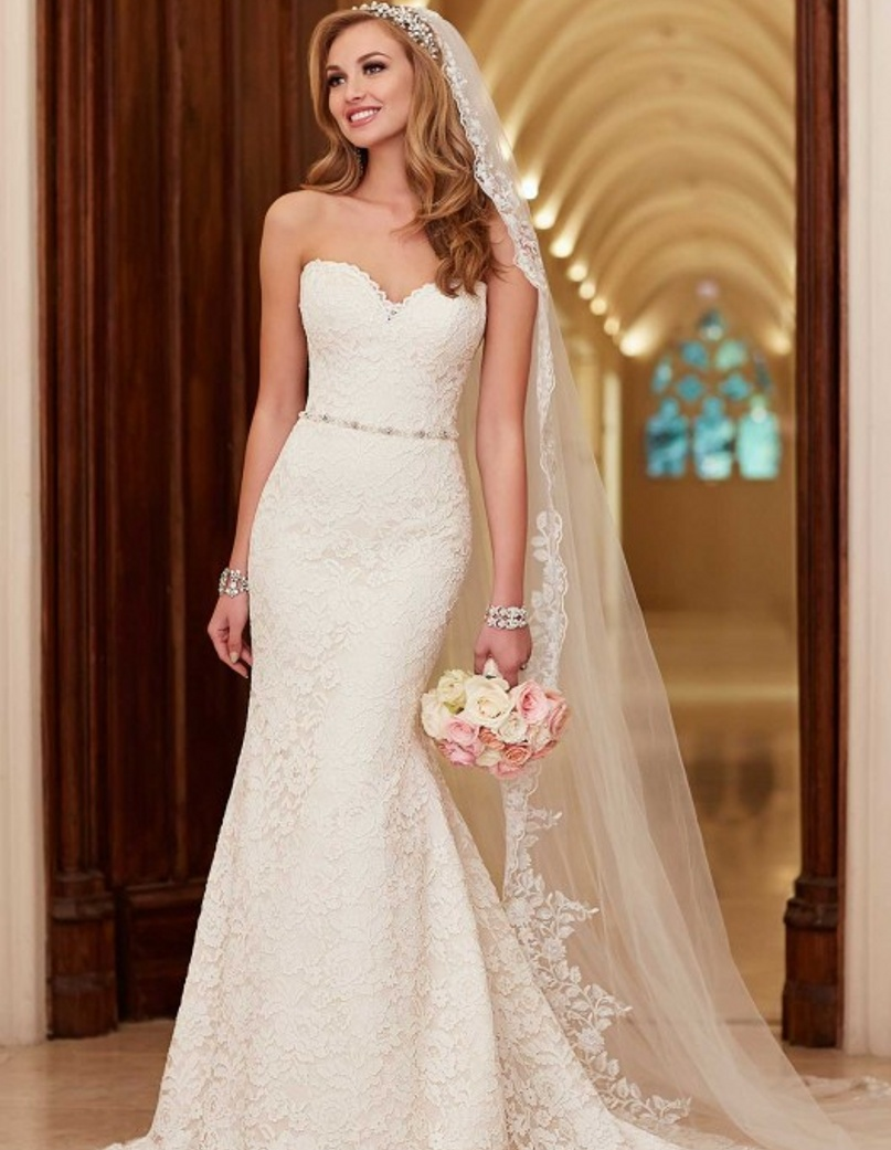 All Lace Wedding Dress | Dress images