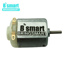 Bringsmart FA130 Mini Motor 3v 15000rpm Electric Small High Speed Motor for Toy Accessories Four Wheel Drive Car(China)