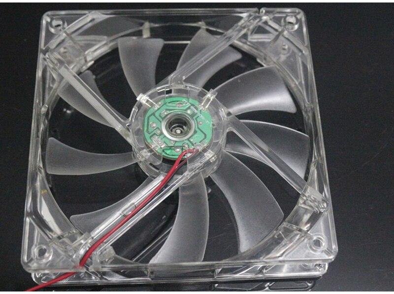 Silent F12025 120mm PC Cooling Fan (21)