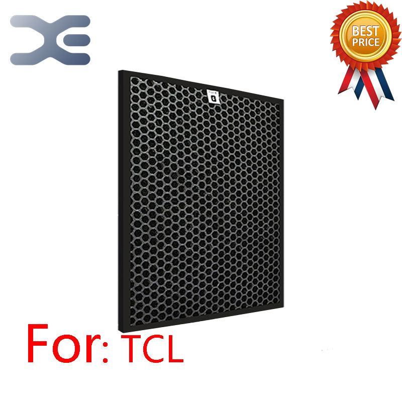 Adaptation For TCL Purifier TKJ-F220A TKJ-F210B Adaptive Activated Carbon Filter TCL-210B Air Purifier Parts
