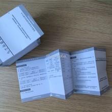 2000 шт Пользовательские Печатные Каталог брошюра пользователя Ручная Печать сложенная брошюра плакат брошюра печать
